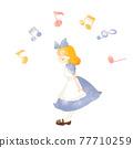watercolour, watercolors, playing 77710259