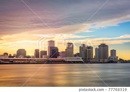 New Orleans, Louisiana, USA  77768319