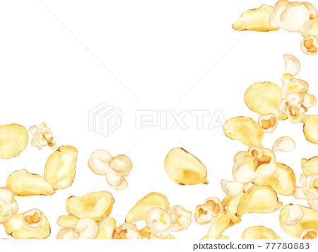 popcorn, Pop Corn, junk food 77780883