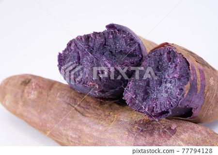 potato, baked sweet potato, roasted sweet potato 77794128