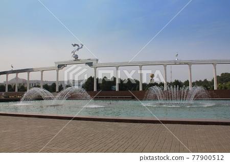 Mustaqillik Maydon in Tashkent 77900512