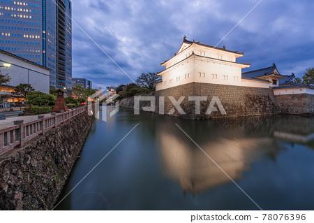Sunpu Castle, Shizuoka, Japan 78076396
