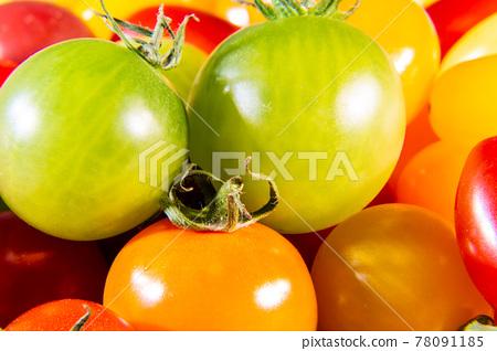 토마토, 방울 토마토, 방울토마토 78091185