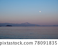 lake biwa, lake, eventide 78091835