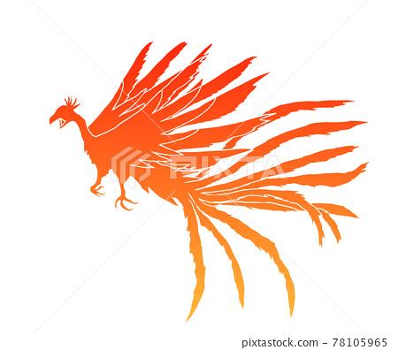 phoenix, bird, birds 78105965