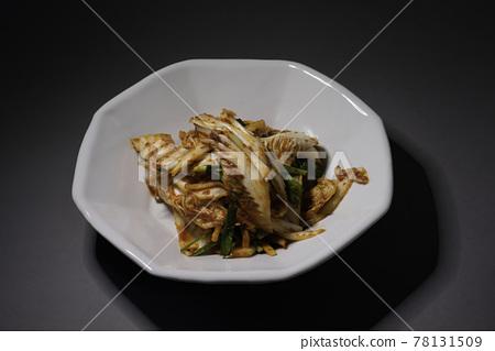 Kimchi, Korean, vegetable 78131509