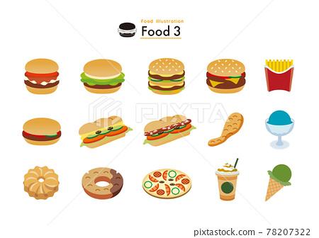 burger, burgers, hamburger 78207322