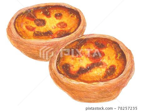 tart, tarte, baked good 78257235