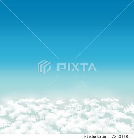 Sky above the clouds 78301100