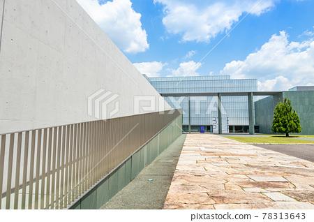 Beautiful appearance, Toyota Municipal Museum of Art <Toyota City, Aichi Prefecture> 78313643