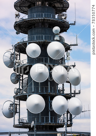 Telecommunications Tower and Infrastructure 78350774