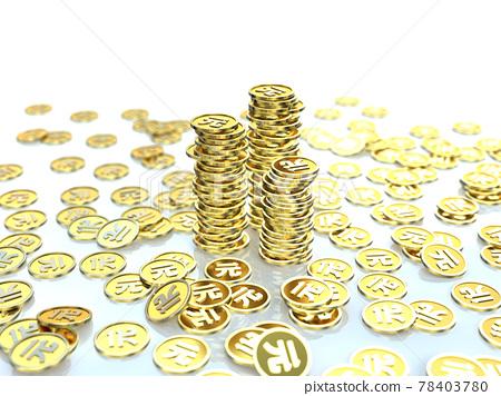 the origin, coin, cash 78403780