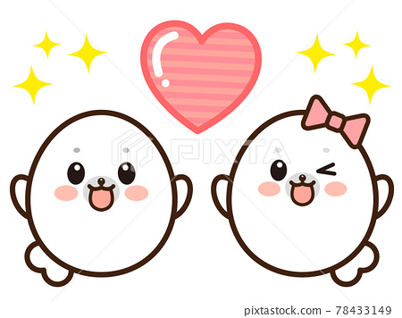 seal, lover, sweetheart 78433149