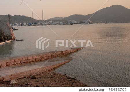 the bay at Hebe Haven , sai kung 4 Dec 2005 78438793