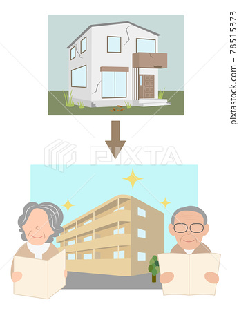 home, house, residence 78515373