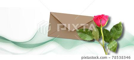 Beautiful pink flowers on pastel abstract background 78538346