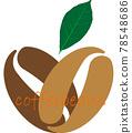 커피 콩, 잎, 이파리 78548686