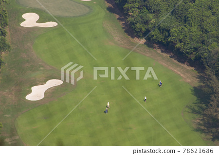 Shek O Country Club is one of Hong Kong's golfing experiences. 23 April 2006 78621686