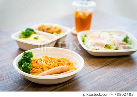 便當 日式便當 食物 78802485