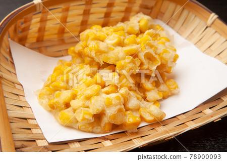 Corn tempura 78900093