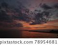 Sunset sea perming210620 superb view stock photos 78954681