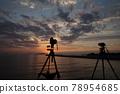 Sunset sea perming210620 superb view stock photos 78954685