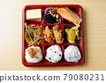 japanese box lunch, lunch, food 79080231