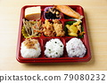 japanese box lunch, lunch, food 79080232