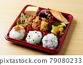 japanese box lunch, lunch, food 79080233