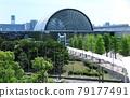 japan, event venue, exhibition hall 79177491