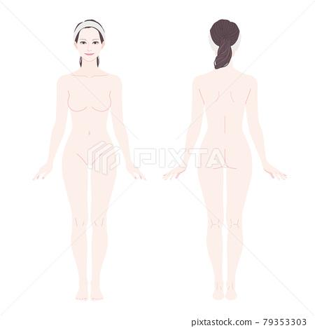 female, lady, woman 79353303