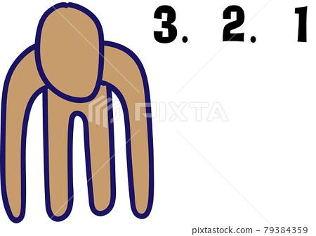person, humans, stick figure 79384359