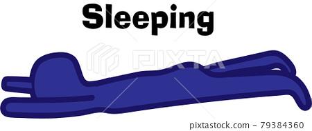 sleeping, sleep, sleeps 79384360