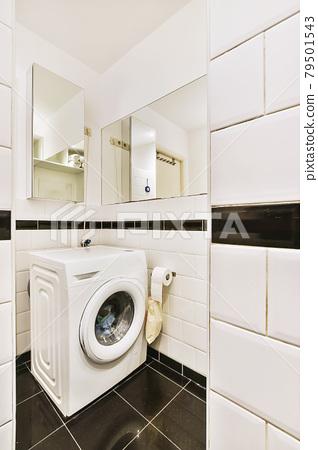 Interior of bathroom 79501543