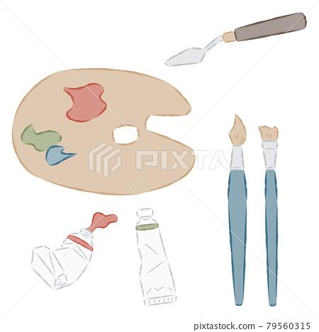 vector, vectors, palette 79560315