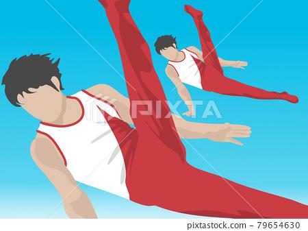 Gymnast boys 79654630
