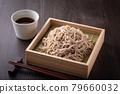 Eat buckwheat noodles 79660032