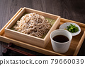 Eat buckwheat noodles 79660039