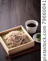 Eat buckwheat noodles 79660041