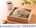 Eat buckwheat noodles 79660080
