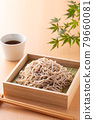 Eat buckwheat noodles 79660081