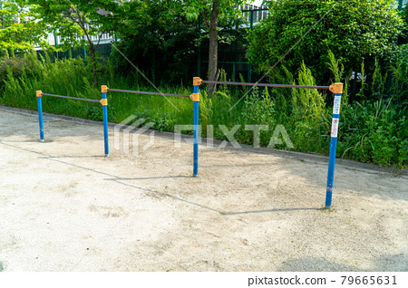 Park iron bar 79665631