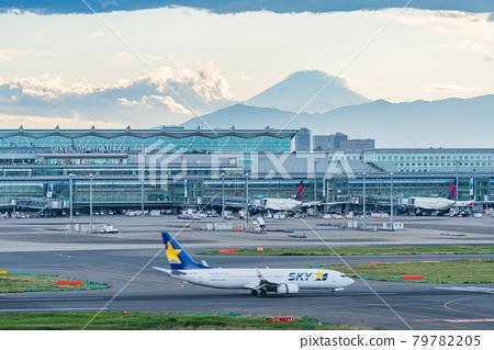 機場 羽田機場 跑道 79782205