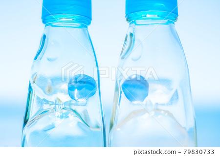 藍天和ramune瓶 79830733