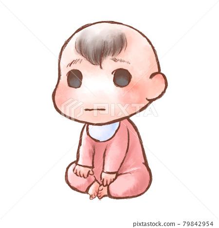 baby, infant, girl 79842954