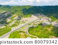taiwan, kaohsiung, autobahn 80079342