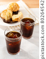 iced coffee 80264542