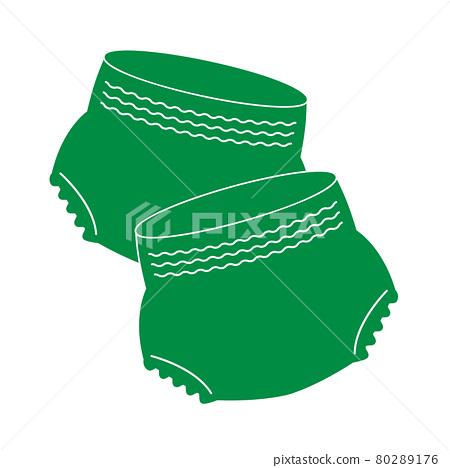 Disposable diaper 80289176