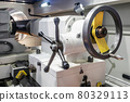 programmable Metalworking machine grinds the part 80329113