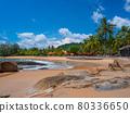 Quiet tropical beaches and resorts (Khaorak, Phang Nga Province, Kingdom of Thailand) 80336650